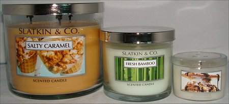 Bath & Body Works Candles Review & Pictures