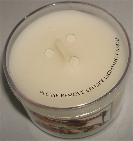 Bath & Body Works S'mores Candle Review & Pictures