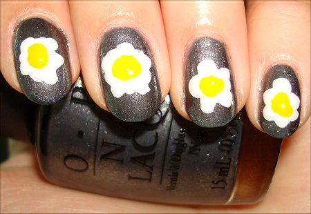 Egg Nail Art Swatches