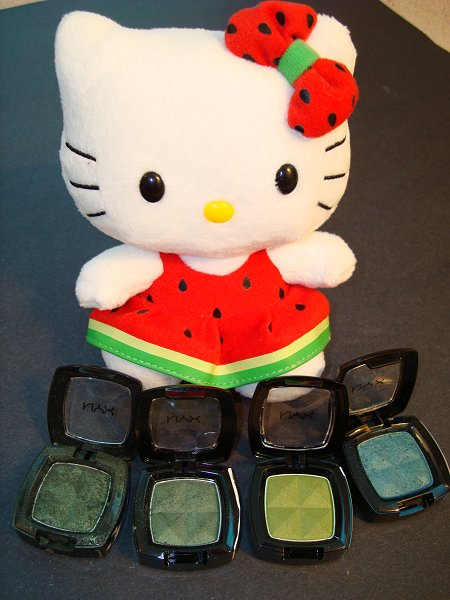 NYX Single Eyeshadows Hello Kitty