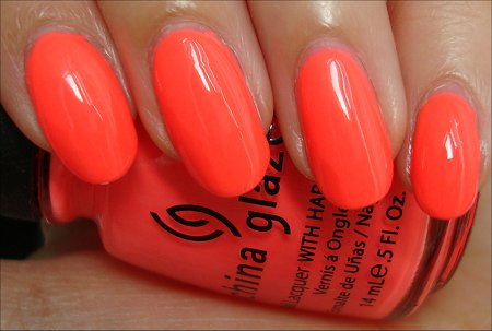 Flip Flop Fantasy China Glaze Swatches & Review