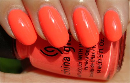 Flip Flop Fantasy Review & Swatches China Glaze
