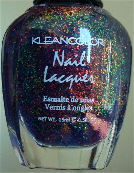 KleanColor Chunky Holo Bluebell 235 Review & Swatches