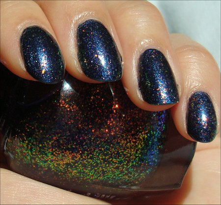 KleanColor Chunky Holo Bluebell Review & Swatches