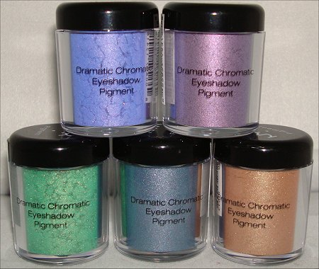 NYX Dramatic Chromatic Pigments