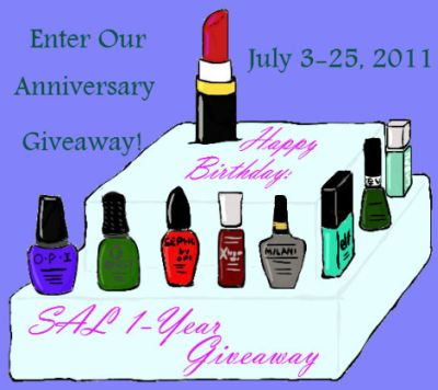 Swatch And Learn Giveaway