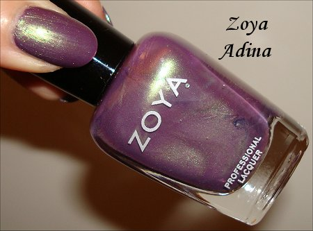 Zoya Adina Nail Polish