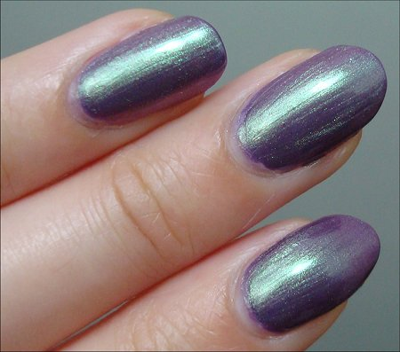 Zoya Adina Polish Swatches &amp; Review