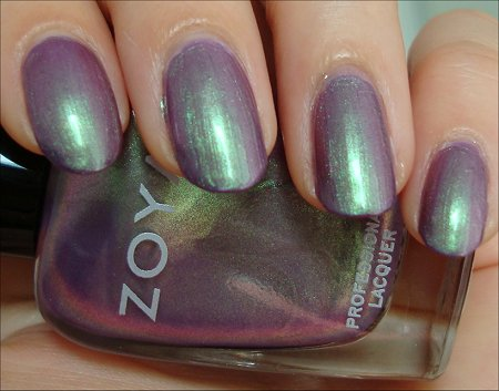 Zoya Adina Review, Pictures &amp; Swatch