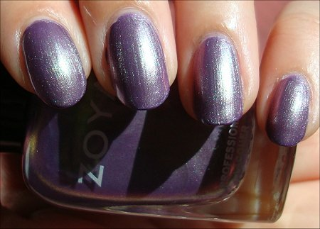 Zoya Adina Review & Swatch