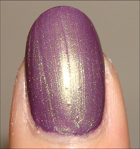 Zoya Adina Swatch &amp; Pictures