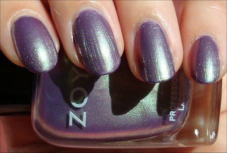 Zoya Adina Swatch, Review & Pictures