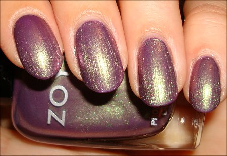 Zoya Adina Swatch & Review