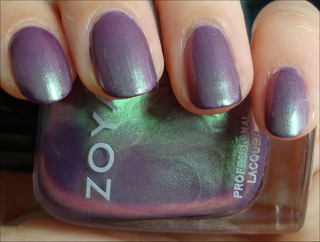 Zoya Adina Swatches, Pictures & Review