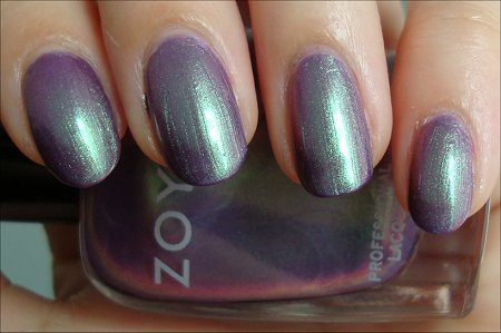Zoya Adina Swatches, Review &amp; Pictures