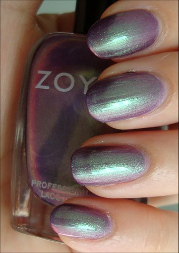 Zoya Adina Swatches & Review