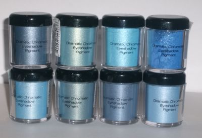 Image of NYX Dramatic Chromatic Eyeshadow Pigments