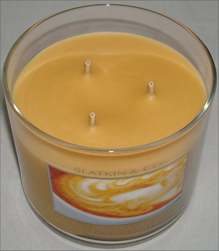 how to make caramel candles
