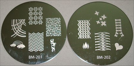 Bundle Monster BM 201 & BM 202 Image Plate