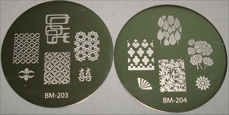 Bundle Monster BM 203 & BM 204 Image Plate
