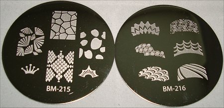 Bundle Monster BM 215 & BM 216 Image Plate