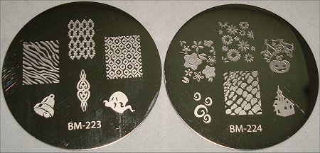Bundle Monster BM 223 & BM 224 Image Plate