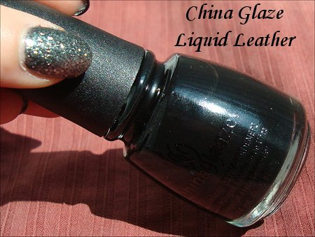 China Glaze Liquid Leather Review & Swatches