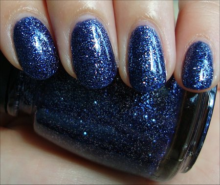 China Glaze Metro Collection Review & Swatch Skyscraper