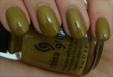 China Glaze Metro Collection Trendsetter Swatches & Review