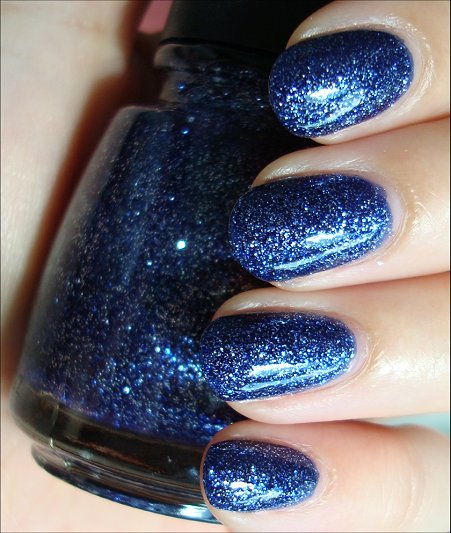China Glaze Skyscraper Swatches & Review & Pictures