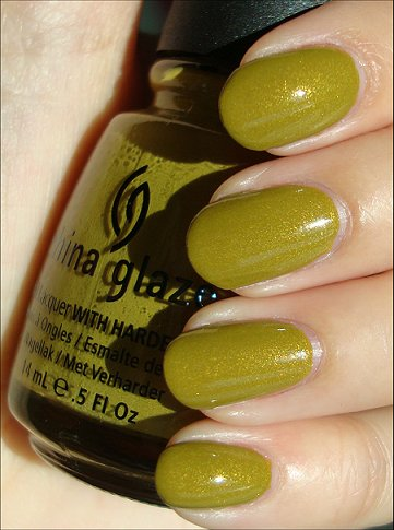 China Glaze Trendsetter Swatches & Review