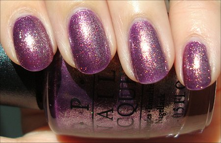 It's My Year OPI Miss Universe Collection Swatch &amp; Review