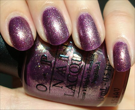 It's My Year OPI Review & Swatches