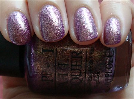 It's My Year OPI Swatch &amp; Review