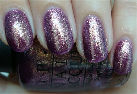 It's My Year OPI Swatches &amp; Review Miss Universe Collection