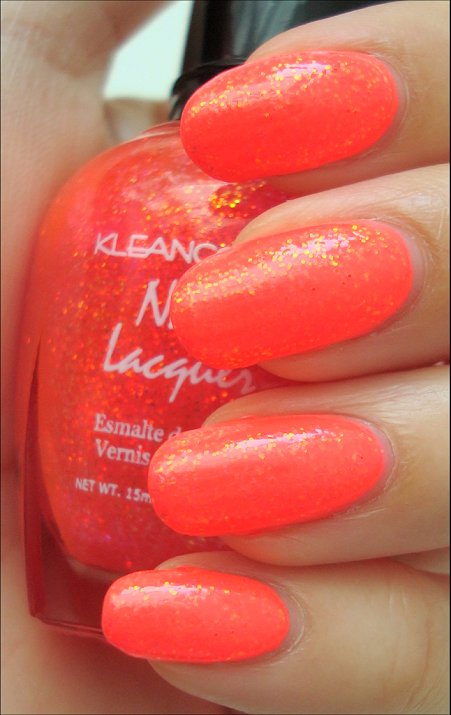 KleanColor Chunky Holo Candy Swatches & Review