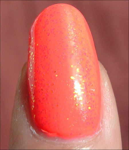 KleanKolor 228 Chunky Holo Candy Swatch & Review