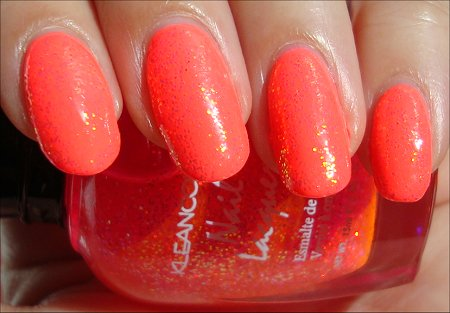 KleanKolor Chunky Holo Candy Swatches & Review