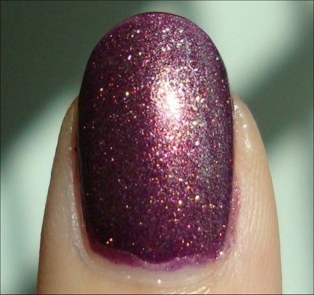Miss Universe Collection OPI It's My Year Swatch &amp; Review
