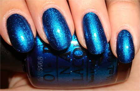 Miss Universe OPI Collection Swatches & Review Swimsuit Nailed It