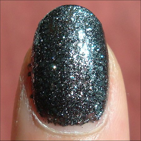 Nicole by OPI Nicole's Nickel Swatch & Review