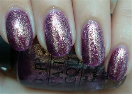 OPI It's My Year Miss Universe Collection Review &amp; Swatch