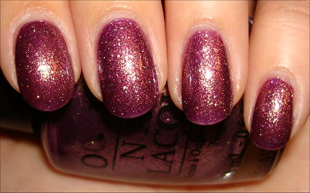 OPI It's My Year Review & Swatch
