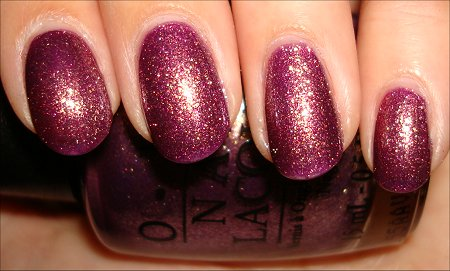 OPI It's My Year Review &amp; Swatches