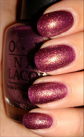 OPI It's My Year Swatches &amp; Review
