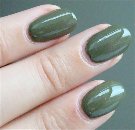 OPI Uh oh Roll Down the Window Review & Swatch