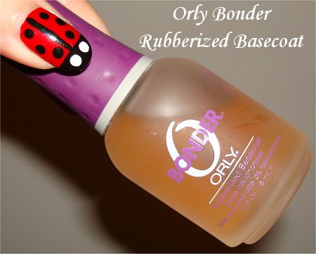 Orly Bonder Rubberized Basecoat Pictures