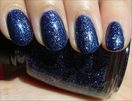 Skyscraper China Glaze Swatches & Review