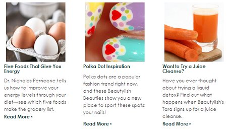 Swatch And Learn featured on beautylish