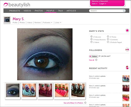 Swatch And Learn on beautylish